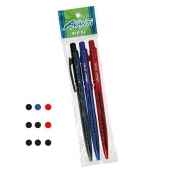 Buy Avanti Click Ballpen Pack of 3's online at Shopcentral Philippines.