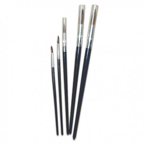 Buy Water Color Round Brushes ZBS1 online at Shopcentral Philippines.