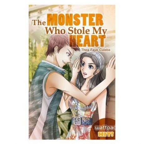 Buy The Monster Who Stole My Heart online at Shopcentral Philippines.