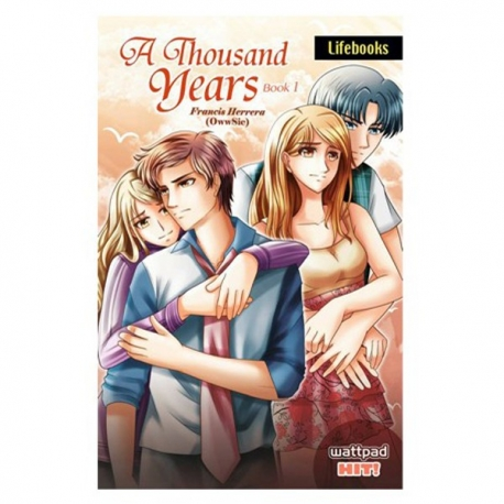 Buy A Thousand Years Book 1 online at Shopcentral Philippines.