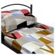 Bed Sheet Set - Design 2