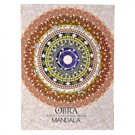 Buy Buy 1 Take 1 OBRA Adult Coloring Book - Set 5 online at Shopcentral Philippines.