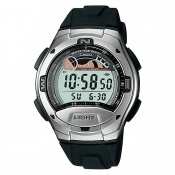Buy Men's Casio Resin Watch - Black online at Shopcentral Philippines.
