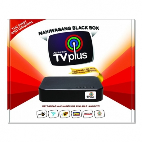 Buy ABS-CBN TV Plus online at Shopcentral Philippines.