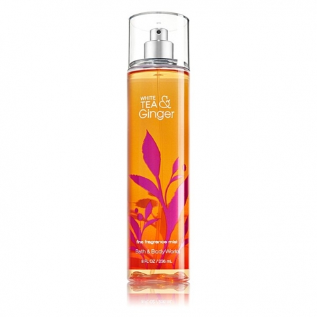 Buy Bath and Body Works WHITE TEA AND GINGER Fine Fragrance Mist 8 fl oz / 236 mL online at Shopcentral Philippines.