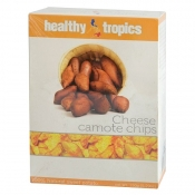 Buy Healthy Tropics Cheese Camote Chips online at Shopcentral Philippines.