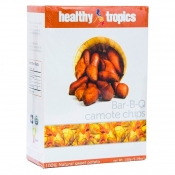 Buy Healthy Tropics Barbecue Camote Chips online at Shopcentral Philippines.