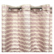 Buy Buy 1 Take 1 - Curtain Jacquard Gromets Printed (Design 1) online at Shopcentral Philippines.