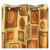 Buy Buy 1 Take 1 - Curtain Jacquard Gromets Printed (Design 4) online at Shopcentral Philippines.