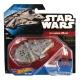 Hot Wheels - Star Wars HW Starship Asst. Millenium Falcon