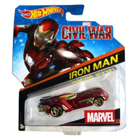 Buy Hot Wheels - HW HW Marvel Character Car Asst Iron Man online at Shopcentral Philippines.