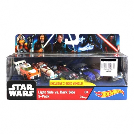 Buy Hot Wheels - HW SW Character Car 5 Pack Star Wars online at Shopcentral Philippines.