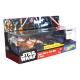 Hot Wheels - HW SW Character Car 5 Pack Star Wars Light Side vs Dark Side
