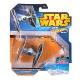 Hot Wheels - Star Wars HW Starship Asst. The Fighter